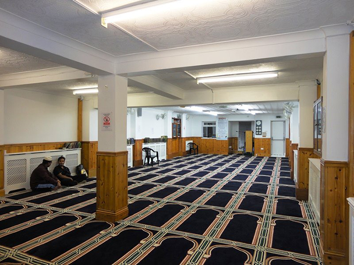Facilities at Wittion Islamic Centre in Aston, Birmingham